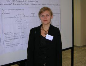 Свирепо Оксана Анатольевна
